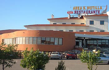Restaurante Área de Servicio Motillana