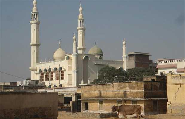 La grande mosquée de Mandawa