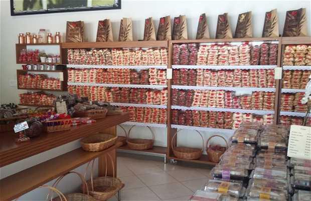 Fábrica Biscoitos Claids