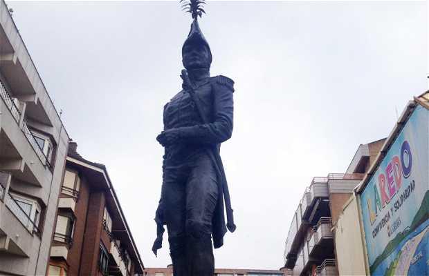 Monumento a Diego del Barco