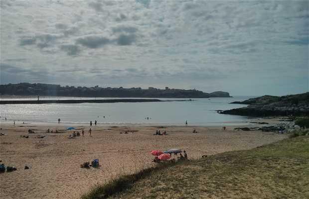 Playa de Cuchia