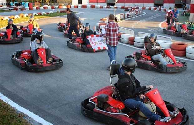 West Coast Indoor Karting