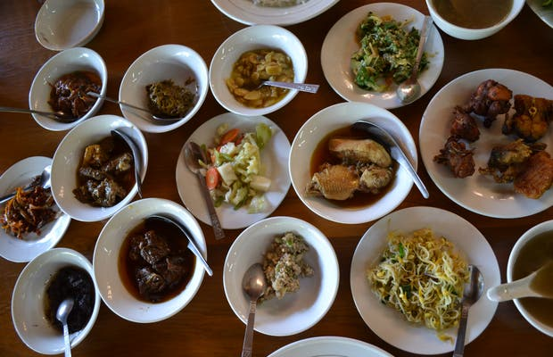 Especialidades gastronómicas