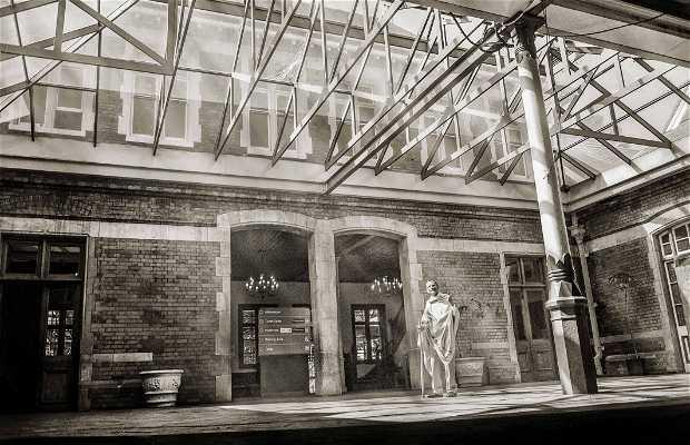 Pietermaritzburg Railway Station