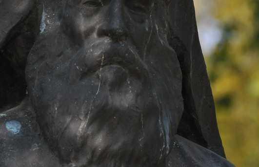 Buste de Siméon (Metropolit)