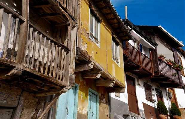 Barrio de Tejedores