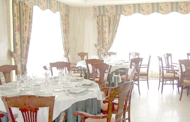 Restaurant las Columnas (Fermée)