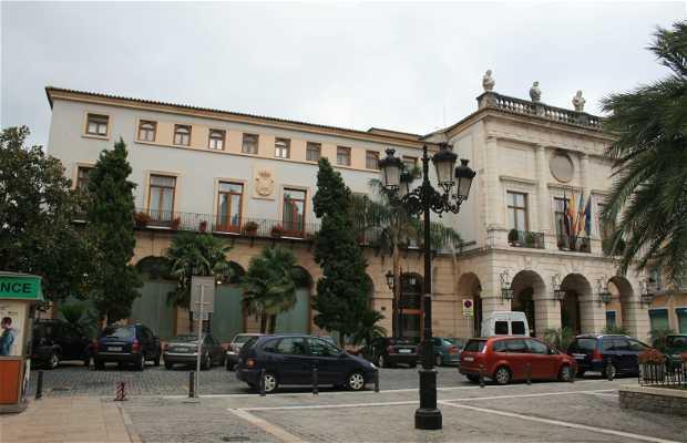 Town Hall of Gandía