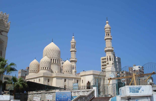 Mezquita de Alejandria