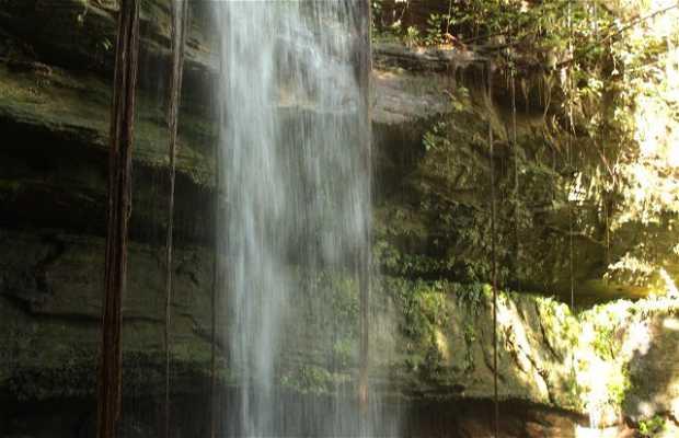 Cachoeira Fazenda Ecológica