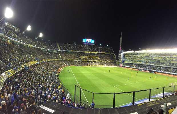 La Bombonera - Alberto J. Armando Stadium