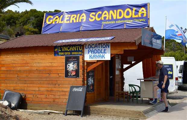 Centro Náutico y de Buceo Galeria Scandola