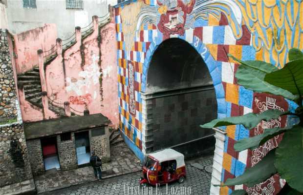 Arco Gucumaz