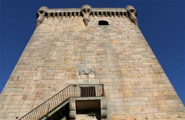 Castello-fortezza di Monterrei, Spagna