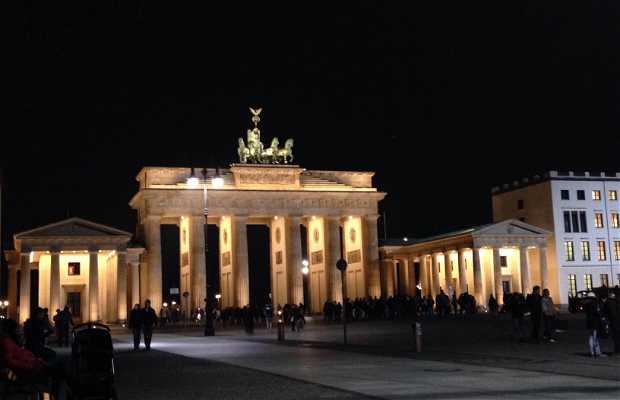 Pariser Platz a Berlino