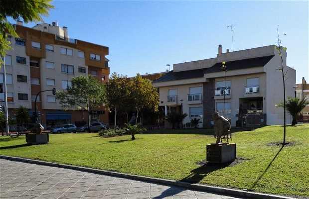 Sculptural Park Antonio Campillo