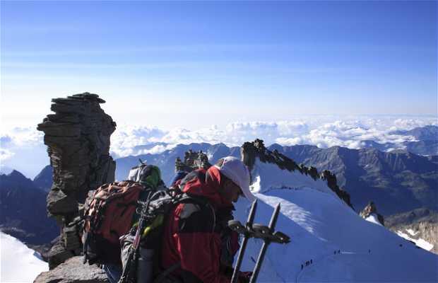 Gran Paradiso (pico más alto de Italia)