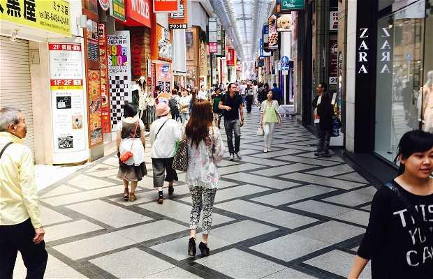 Shakey's Shinsaibashi minami