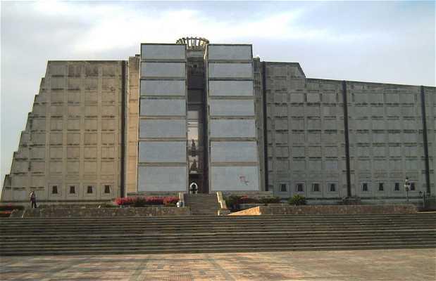 Faro di Colombo a Santo Domingo
