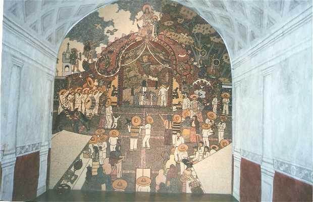 Museum of tezpotlan morelos