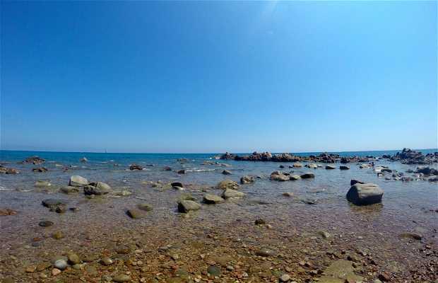 Playa de Olmuccio