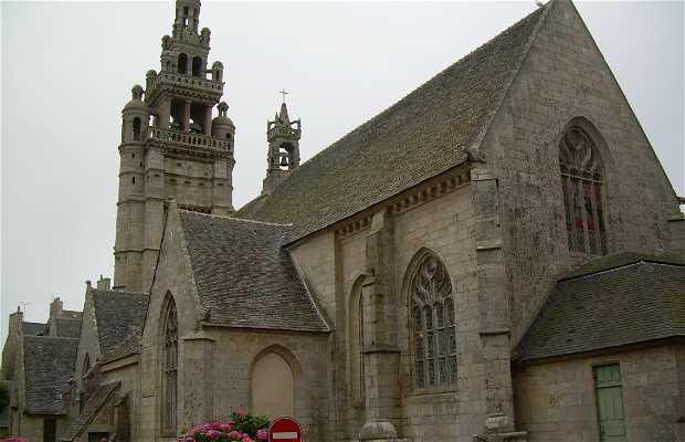 Eglise Notre Dame De Croaz-Batz