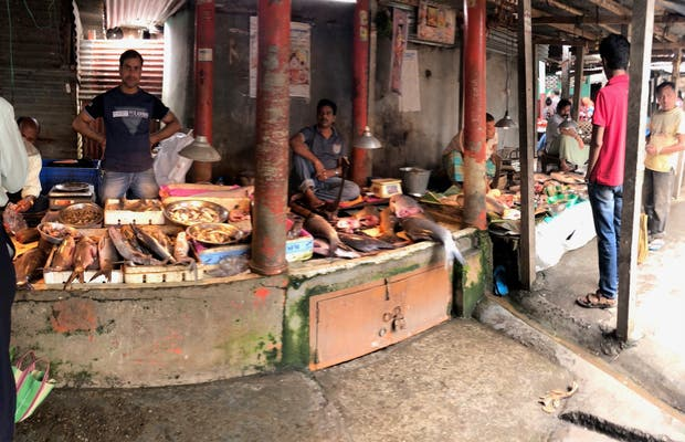 Mandal Fish Market