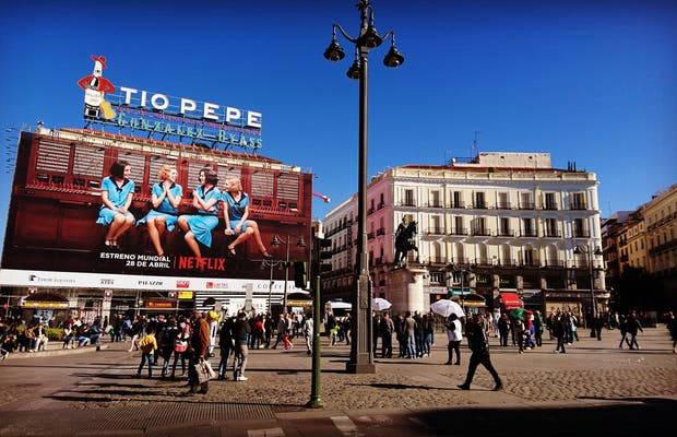 Puerta del sol madrid 394 exp riences et 656 photos - Pension puerta del sol ...