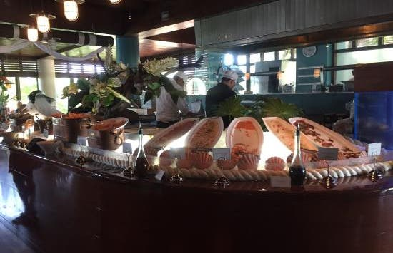 Fred´s House Seafood Cancún