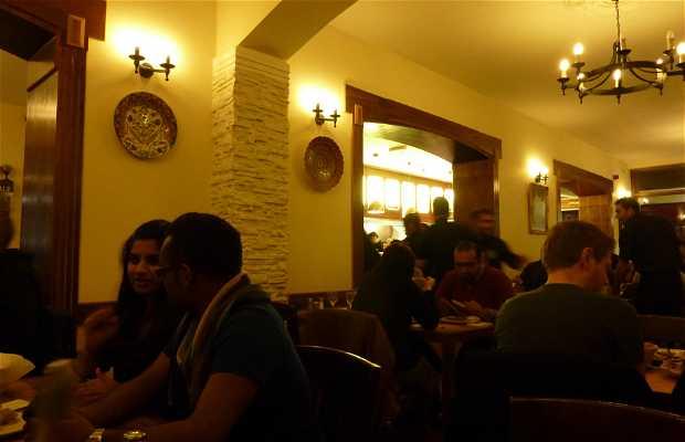 Restaurante Gökyüzü