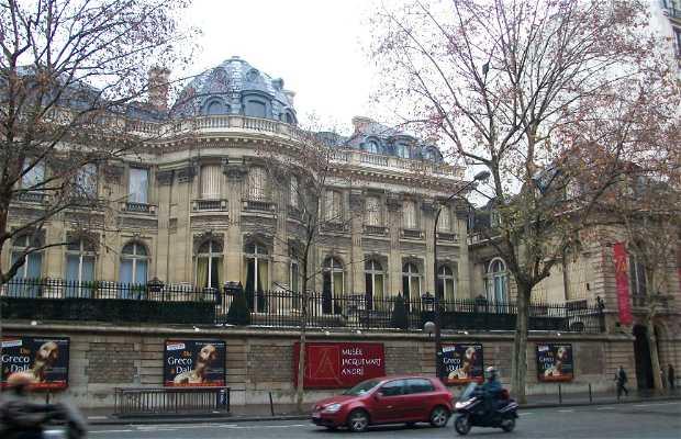 Musée Jacquemart-André de Fontaine Chaalis