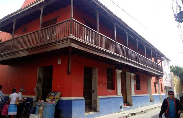Centro Histórico de Santa Marta