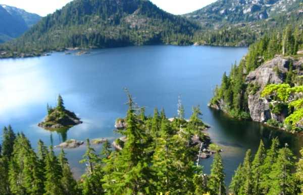 Bedwell Lake