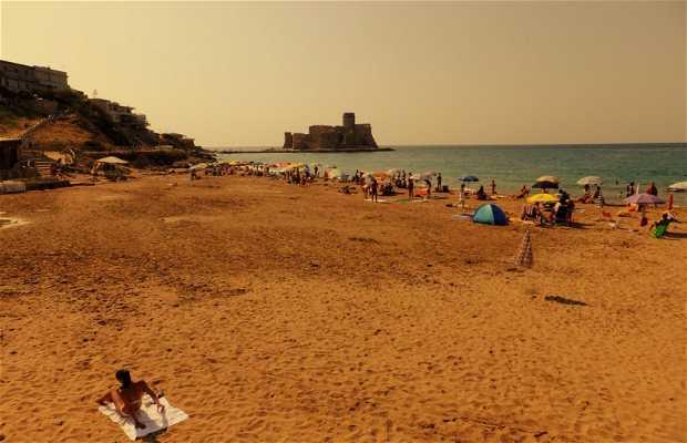 Spiaggia di Le Castella