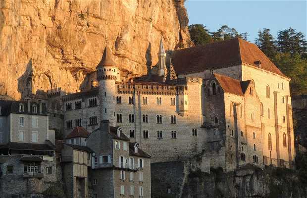 Santuario de Nuestra Señora de Rocamadour