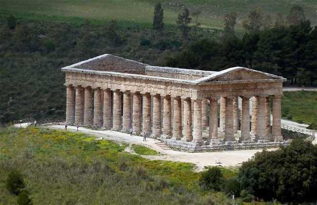Gran Templo de Segesta