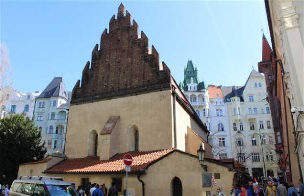 Sinagoga Vecchio-Nuova
