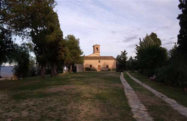 """""""Vía crucis"""" ermita Castelló de Rugat"""
