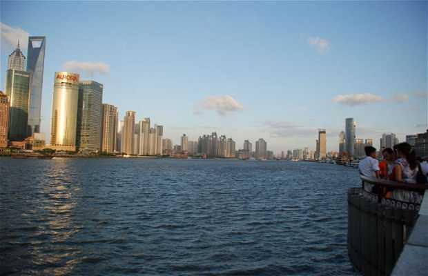 Rivière Huangpu