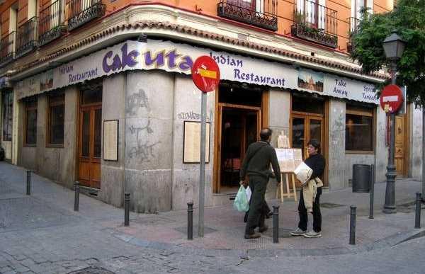 Restaurante Indio Calcuta