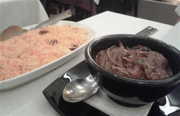 Restaurante Kabul
