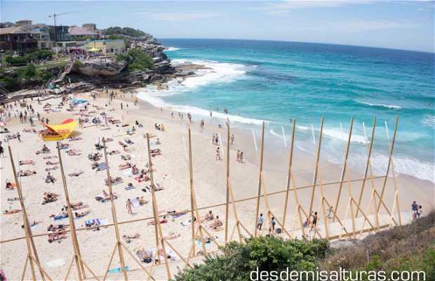 Playa de Tamarama