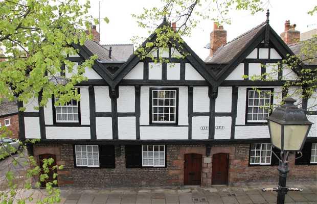 Las nueve casas de Chester