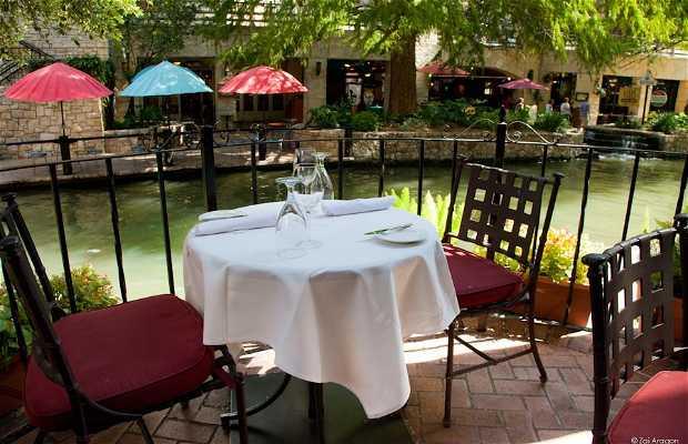 Restaurantes del Riverwalk de San Antonio