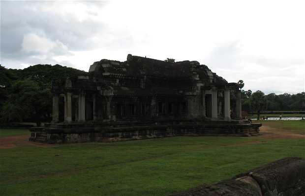 Librerias de Angkor Wat
