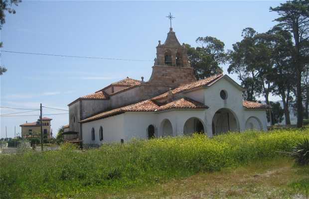 iglesia de Santa María de Bierces