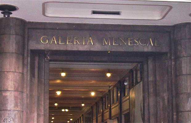 Delícias Árabes Baalbeck e Galeria Menescal