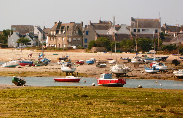 Lesconil Port
