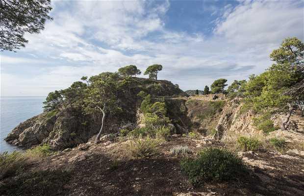 Poblado Ibero Playa del Castell