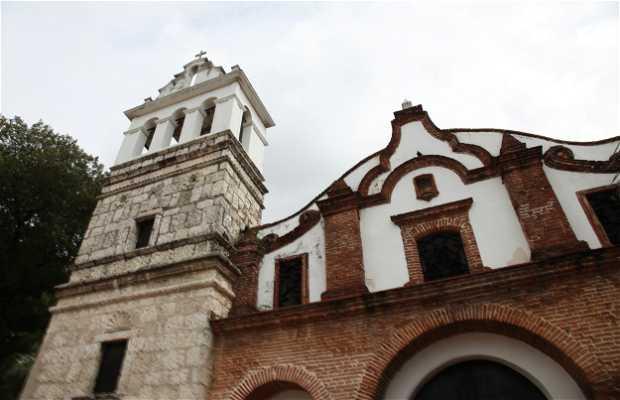 Saint Barbara's Church (Iglesia Santa Barbara)